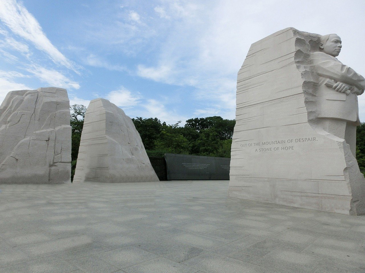 image of the Martin Luther King Jr. Memorial