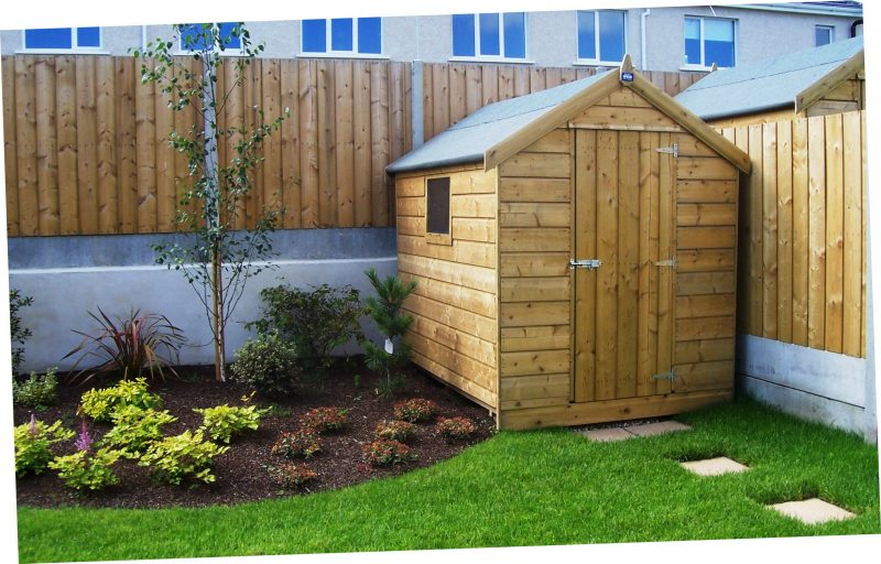 Garden Shed Timber Shed Wooden Shed Abwood Ie