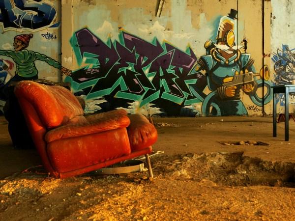 abys - da lyon -street-art graffiti wurst hiphop