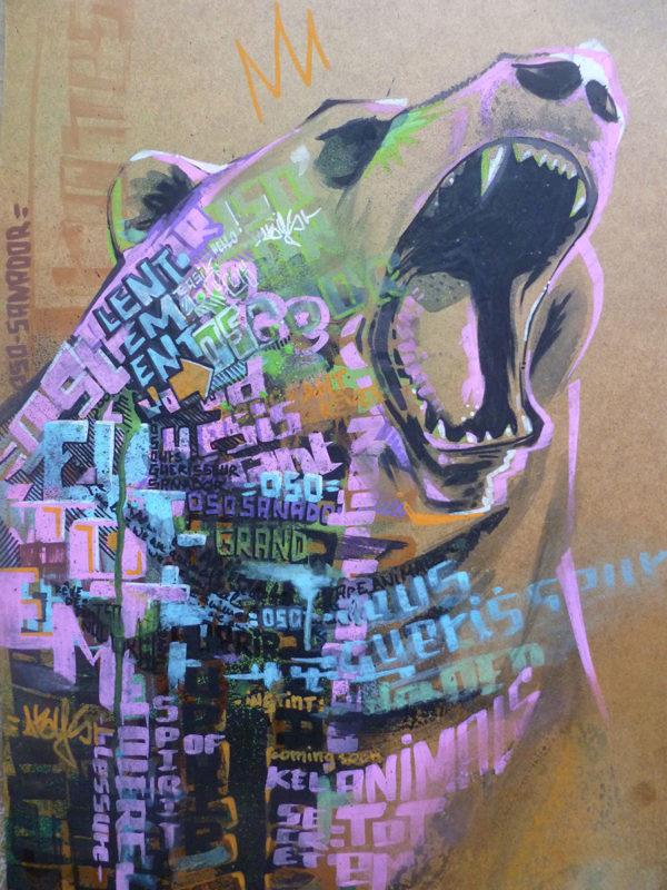 Oso Sanador – king bear