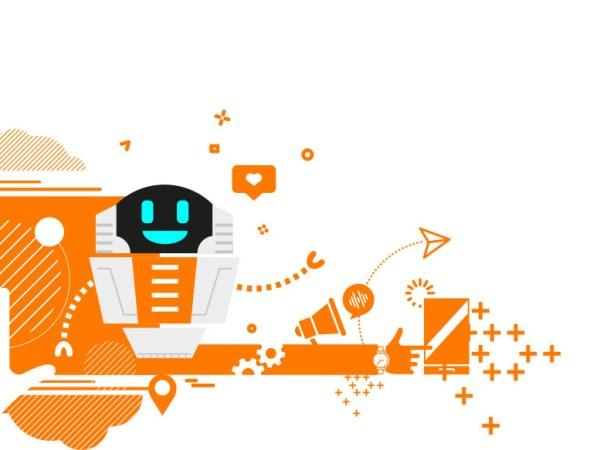 formation distancielle - orange - serious game - illustration - graphiste lyon - abys - character design - mascotte - illustrateur graphisme