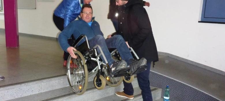Behinderten TL Kurs IBK 2017 02