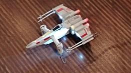 Detalle del X-Wing