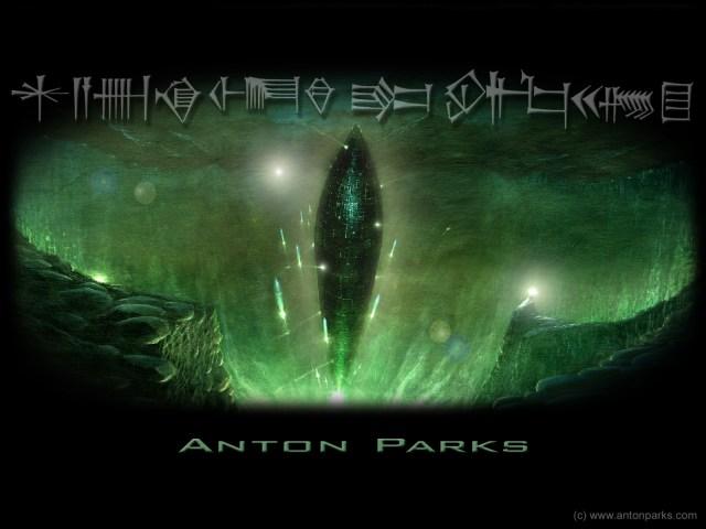 Anton Parks-The Girku