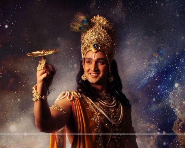 Krishna + disc