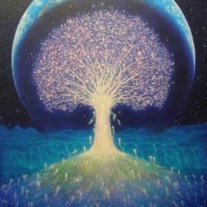 fractal tree life