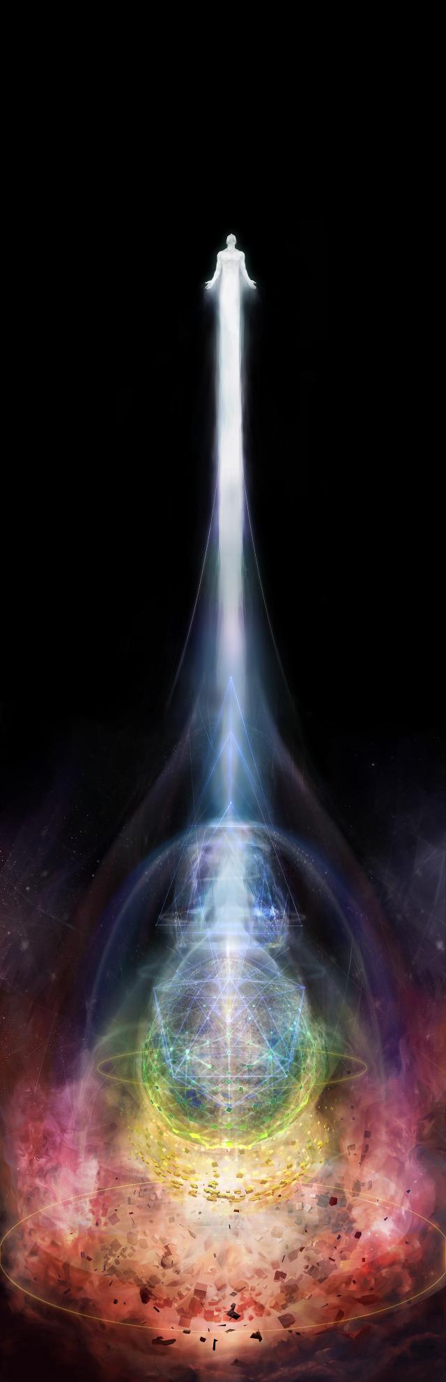 Ascension take off