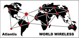 Atlantis World Wireless Grid