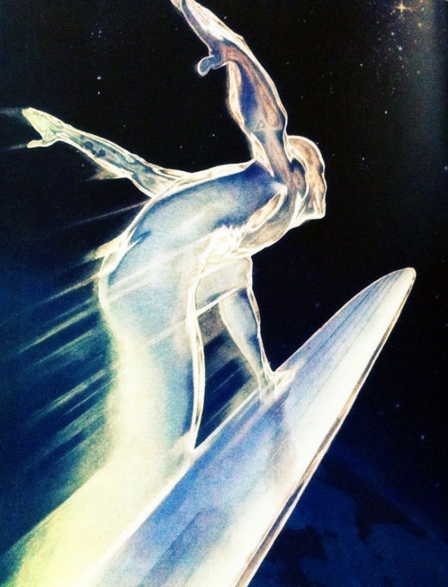 Galactic Light Surfer