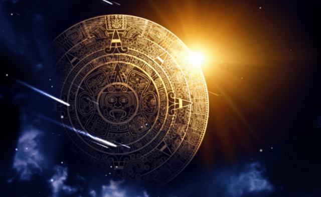 Mayan Calendar in Space