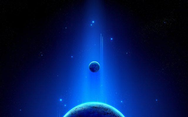 orbs + Earth