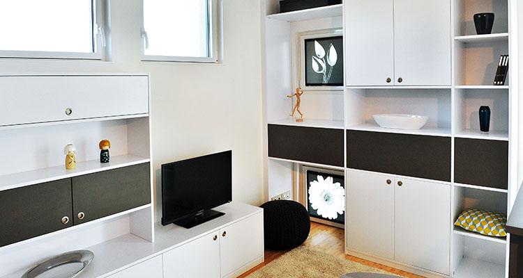 meuble multimedia sur mesure
