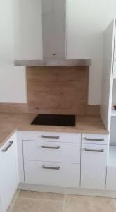 hotte et table de cuisson aix en provence