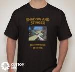 20th T-Shirt-front-black