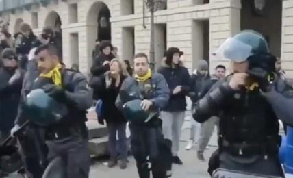 itálie policie