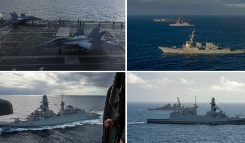 sýrie loď usa