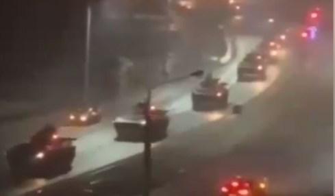 ruské tanky nato