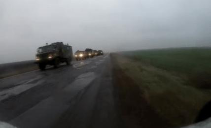 přesun hranice armáda