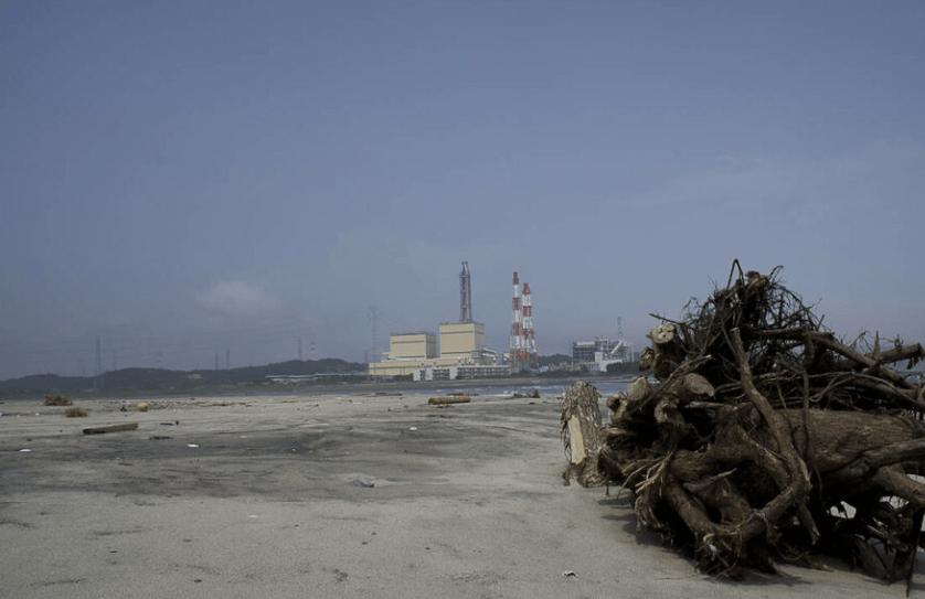 Fukušima radioaktivní