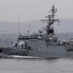 francie válečná loď