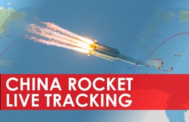 čína raketa