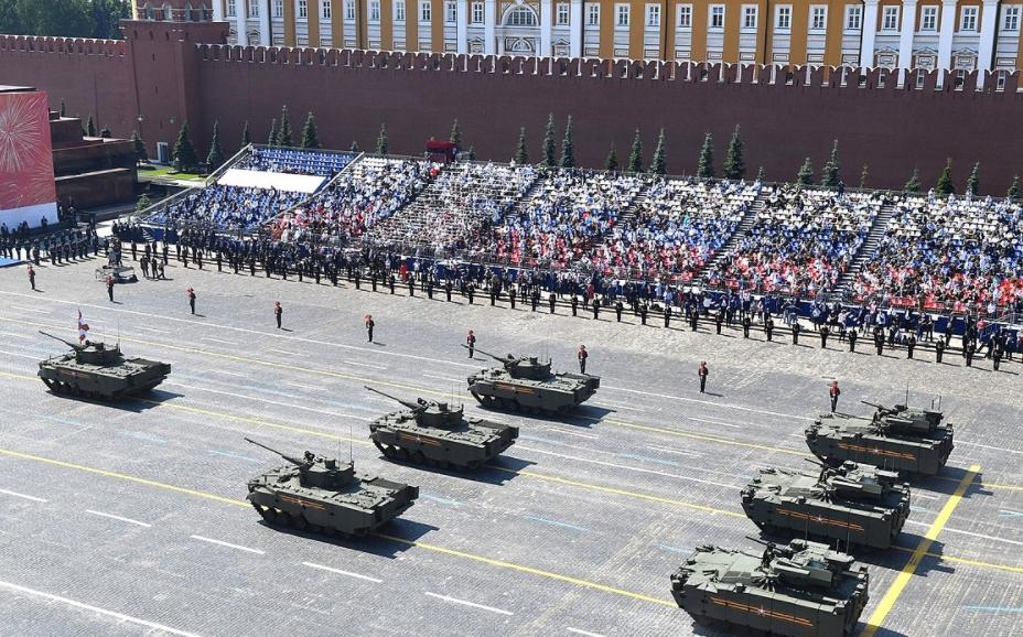 den vítězství rusko
