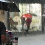 počasí déšť