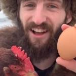 správné skladování vajec