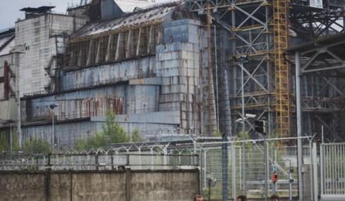 černobyl radioaktivita