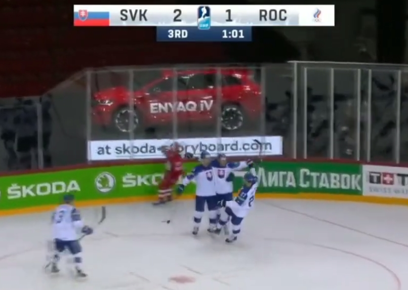 MS2021 slovensko rusko