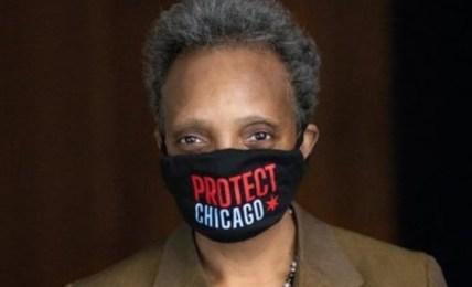 starostka chicaga rasismus