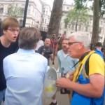 zrádce novinář bbc