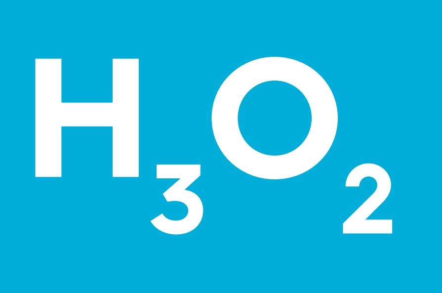 H3O2 čtvrté skupenství