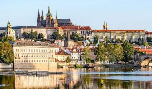 pražský hrad dezinformace