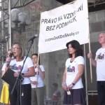 protest testování děti škola