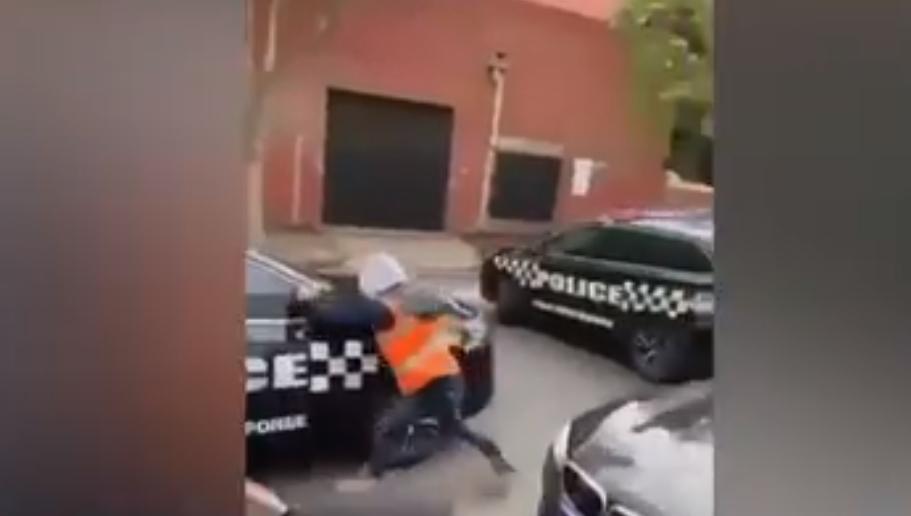 austrálie protest dělníci