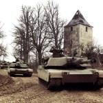 abrams tanky polsko