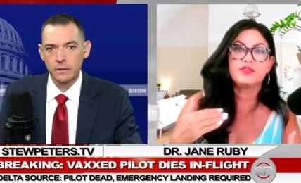 delta pilot zemřel