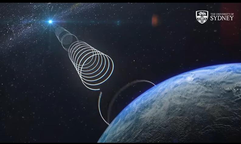 signál vesmír