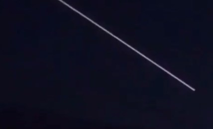 hypersonický test čína