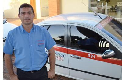 1 motorista de taxi