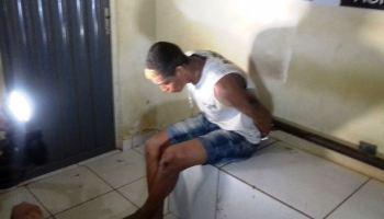 Polícia prende envolvidos na morte de PM; Um dos assaltantes morre em troca de tiros com policiais