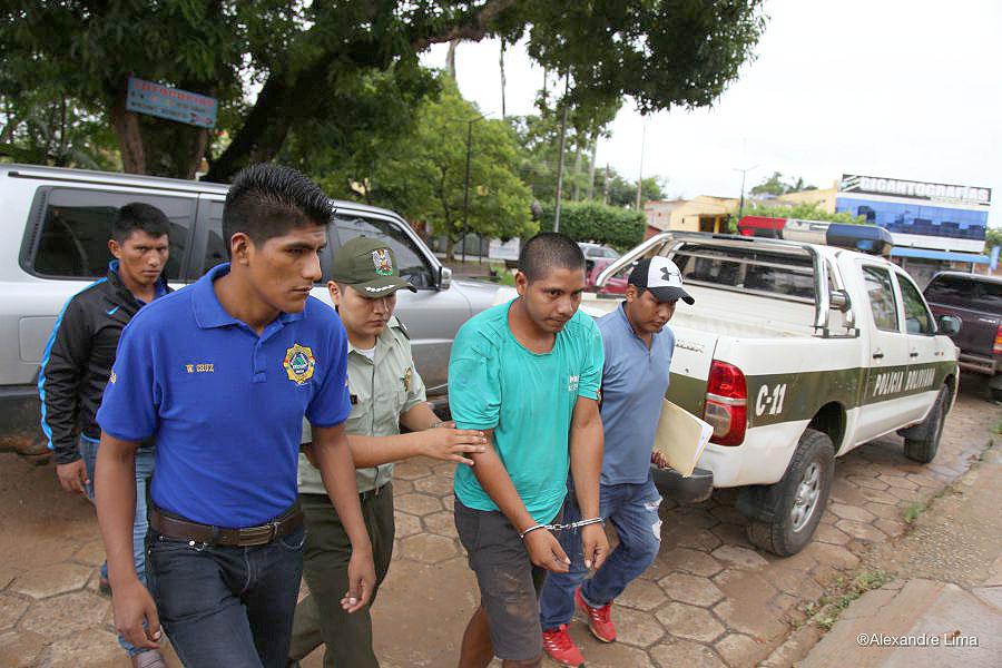 Polícia boliviana não estava autorizada a fazer prisão no Brasil