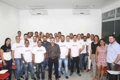Trabalhadores formados em Cruzeiro do Sul