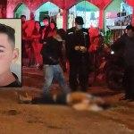 Motoboy é executado com 7 tiros enquanto seguia para o trabalho, no João Eduardo