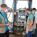 Fiscalização resulta em interdição de bombas em postos de combustíveis nas cidades do Acre