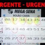 Por um número, Bolão da PM do Acre não fatura R$ 40 milhões da Mega-Sena