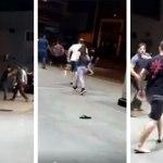 Homens vão parar na delegacia após briga em posto de gasolina