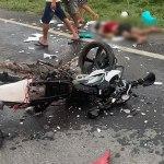 Acidente entre motocicletas mata mais duas pessoas na BR-364, próximo à Tarauacá