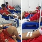 No Pará, 17 jogadores do Rio Branco são levados para UPA com sintomas de infecção